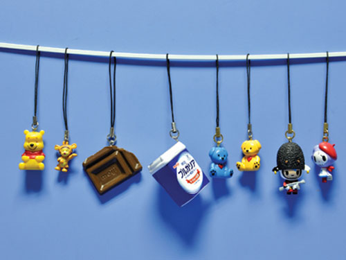 Doll pendants